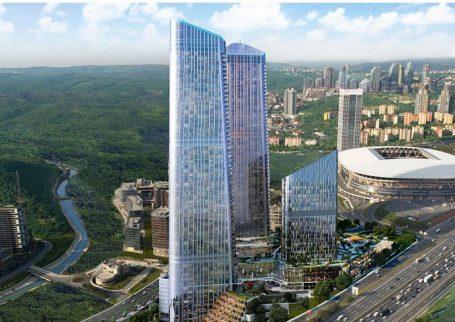 Sky Land پروژه ای بسیار زیبا برای سرمایه گذاری